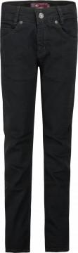 Klassische Clean Schwarze Jeans von BLUE EFFECT Weite: Slim - Schnitt: Slim Fitting für Boys 0202