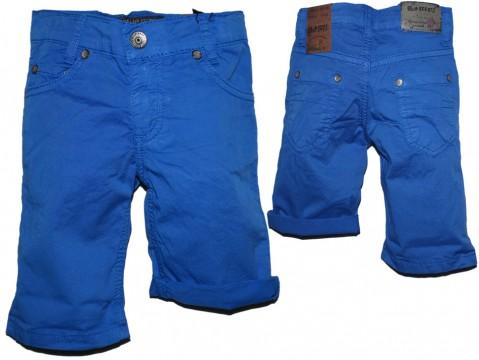 Color Bermuda in kräftigem KOBALTBLAU von BLUE EFFECT für Boys 4271