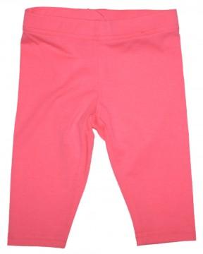 Neon Pinke Capri Leggins aus leichtem Jersey von TOPO in Fashion 240020-903