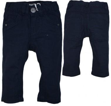 Schicke Baumwoll Twill Hose in Marine für Jungen von DIRKJE 16706