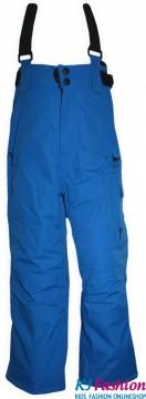 Skihose / Schneehose mit abnehm. Trägern Wasserdicht, Atmungsaktiv in Kobalt Blau von Outburst