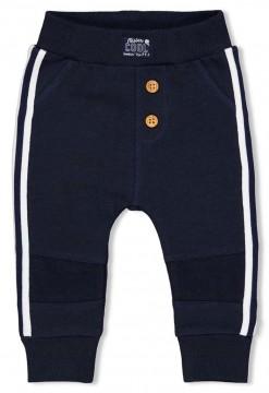 """Coole Sweatpants mit Schlupfbund in Navy, weißer Streifen seitlich von FEETJE """" Team Icecream """" 1596"""