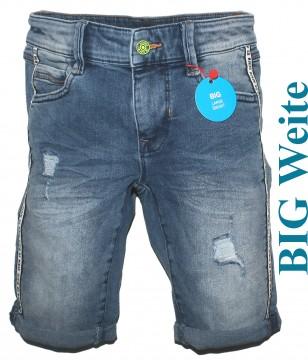 Super coole Jeans Shorts / kurze Jeans im Used Look BIG Weite für Jungen von S.OLIVER 5362