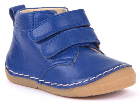 Klett Halbschuhe, Flexsohle, Glattleder für hohen Spann & breitere Füße KOBALT von FRODDO 30188