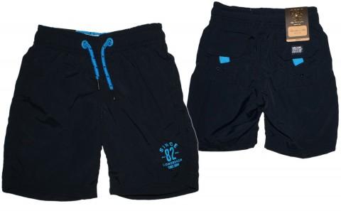 Badeshorts / Badehose sportlich lässig, in Uni Navy zum schnüren von CARS Jeans Modell FRASCO