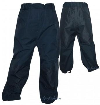 Robuste Outdoorhose / Regenhose mit Textil Futter, verstärkte Knie & Gesäßpartie von OUTBURST MARINE