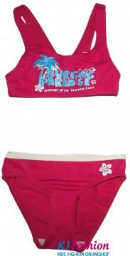 Bikiniset Basic Linie von FASHY in PINK